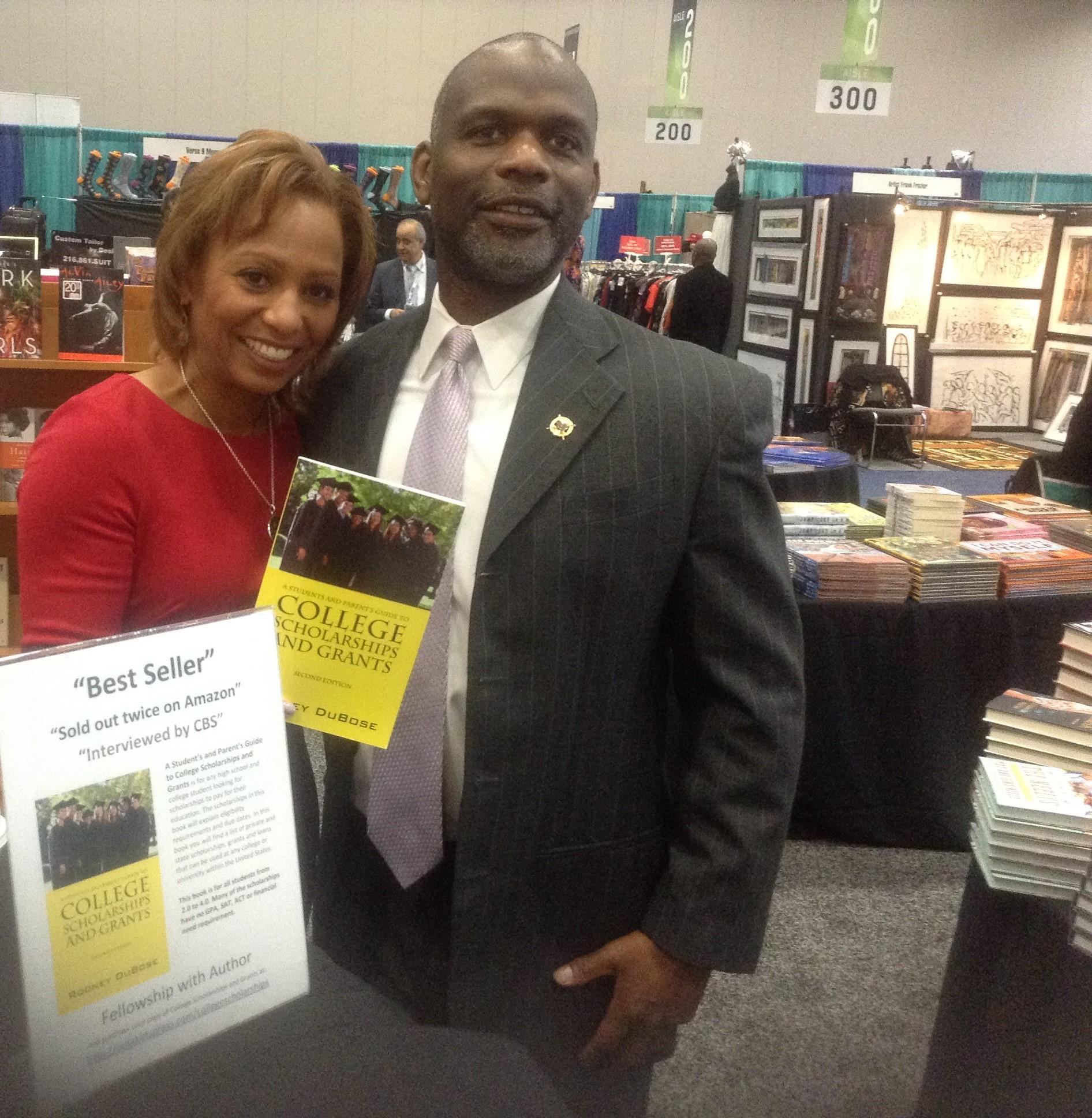 2016 Congressional Black Caucus  Book Signing